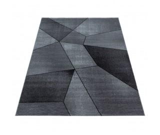 Covor Dreptunghiular Modern & Geometric Nami Gri - C04-205003
