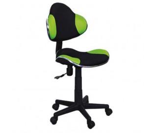 Scaun Birou Copii - SL QG2 - Culoare Verde-Negru