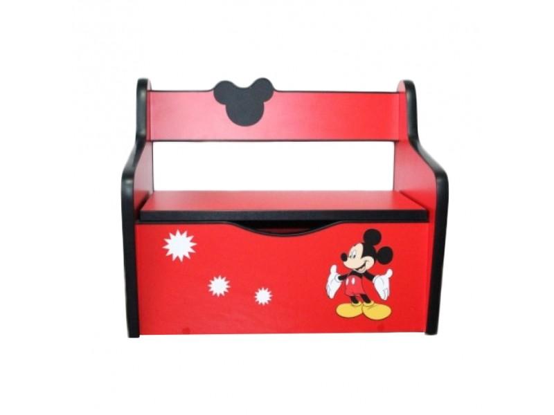 Bancuta Copii Mickey Car