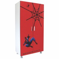 Pachet Dormitor Complet Copii Spider Man Mic - 2-8 ani