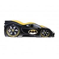 Pat Copii Bat Man Mare 160x80 - 2-12 ani