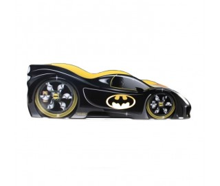 Pat Copii Bat Man Mic 140x70 - 2-8 ani