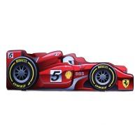 Pat Copii Formula 1 Mare 160x80 - 2-12 ani