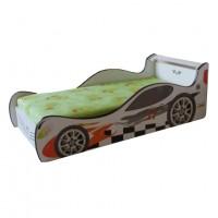 Pat Copii Racer Mare 160x80 - 2-12 ani