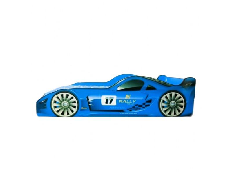 Pat Copii Rally R Blue Mic 140x70 - 2-8 ani
