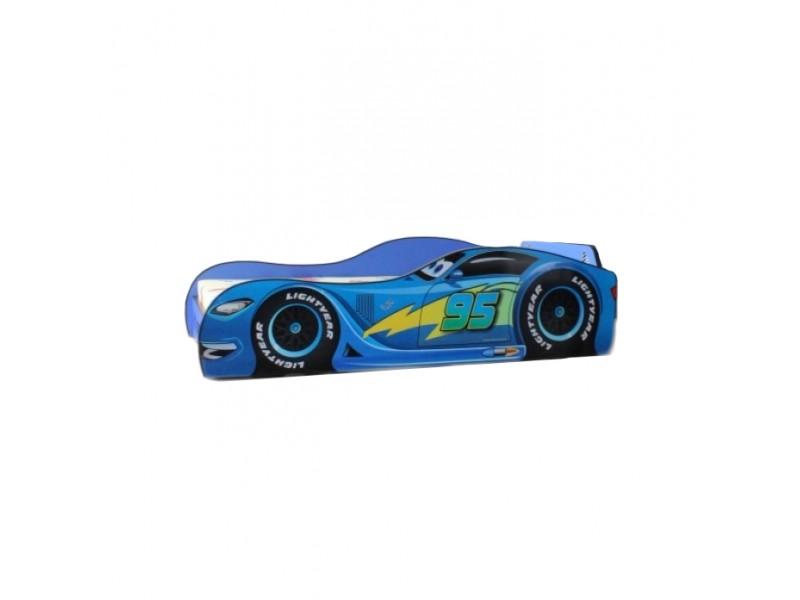Pat Copii Speed Blue Mic 140x70 - 2-8 ani