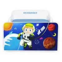 Pat copii Start Astronaut - Mare 160x80cm - 2-12 ani