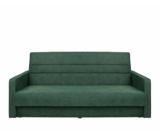 Canapea Extensibila - Daka 3K - Culoare Verde