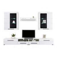 Biblioteca Argus - Mobila Living - Sufragerie 280x190x43.5 cm