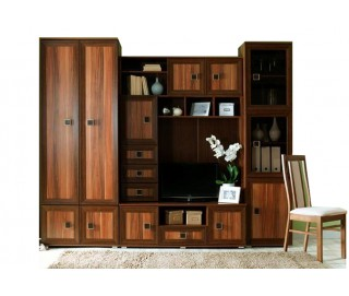 Biblioteca Jawa - Mobila Living 260 x 215 x 53 cm