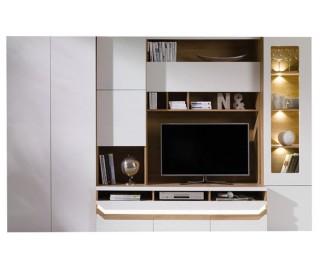 Biblioteca Madryt - Mobila Living - Sufragerie 308 x 197 x 58 cm