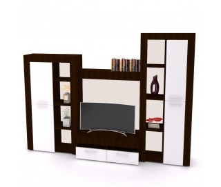 Biblioteca Andorra - Mobila Living 271 x 42 x 203 cm